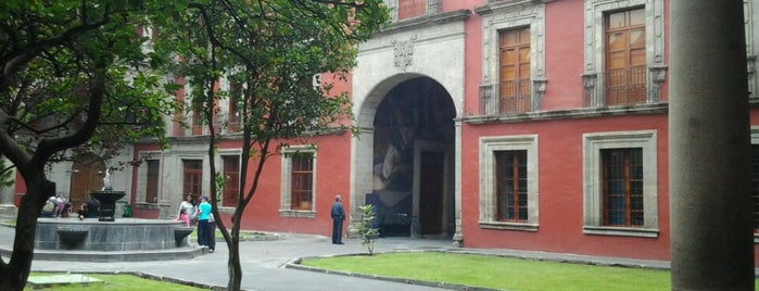Museo Nacional de las Culturas is one of Museos.