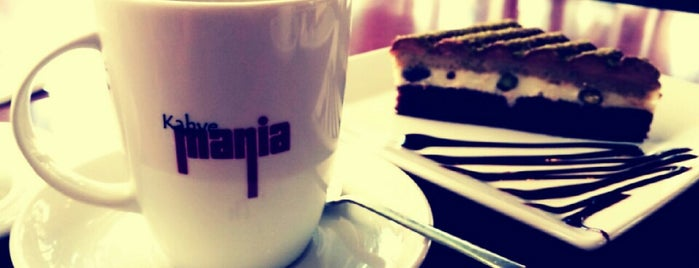 Coffeemania is one of Posti che sono piaciuti a Sedat.