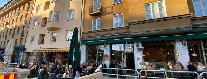 Kaferang is one of Stockholm.