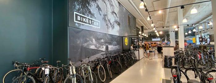 Bikester is one of Nacka & Värmdö.