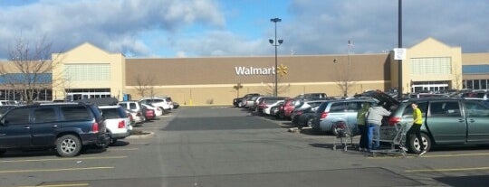 Walmart Supercenter is one of Non restaurants.