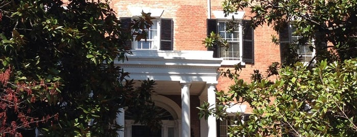 Jackie Kennedy House, Georgetown is one of Bart Bikt: Washington.