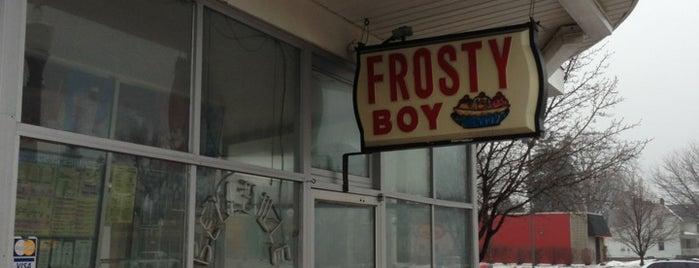 Frosty Boy is one of Snacks.