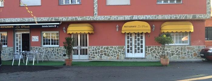 La Viuda is one of Restaurantes del Norte y alrededores.