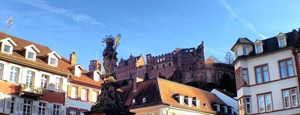 Château de Heidelberg is one of Deutschland | Sehenswürdigkeiten & mehr.