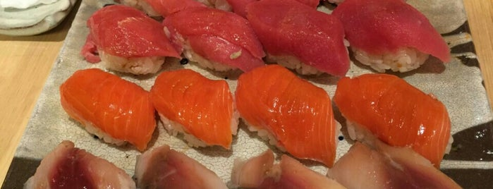 Sushi Yasuda is one of 25 Top Sushi Spots in the U.S..