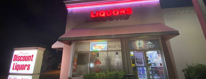 Pompano Discount Liqours is one of Drinks.