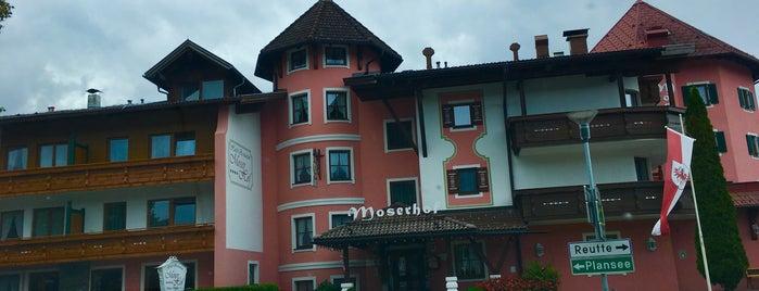 Breitenwang is one of Österreich.