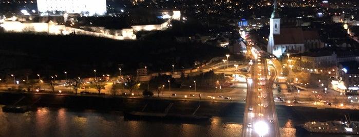 UFO Observation Deck is one of Bratislava.