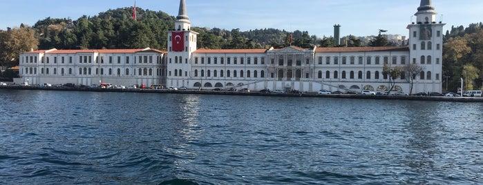 Kuleli Askeri Lisesi Sahili is one of Istambul.