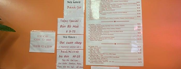 Banh Mi Co Ut is one of Gespeicherte Orte von Tim.