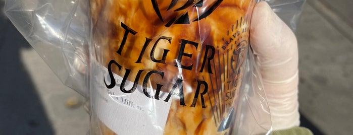 Tiger Sugar is one of Lieux qui ont plu à James.