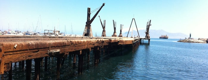 Muelle Historico Antofagasta is one of Luis 님이 저장한 장소.