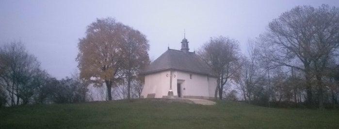 Kościół św. Benedykta is one of สถานที่ที่ Carl ถูกใจ.