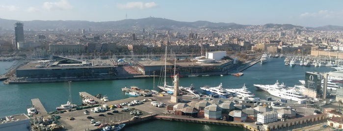 Port Vell is one of BCN Attractions.