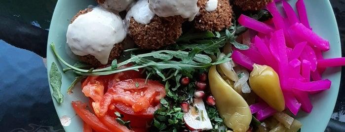 Mazaya Falafel is one of Veggie Krakow.