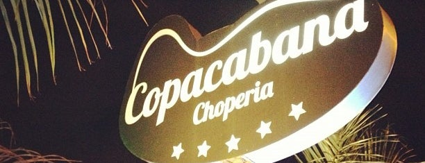 Copacabana Chopperia is one of Manaus.