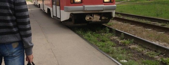 Трамвай №20 is one of สถานที่ที่ Хмели ถูกใจ.