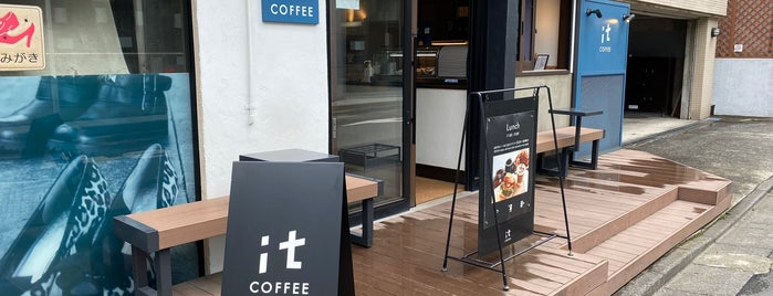 it COFFEE is one of Juha's Top 200 Coffee Places.