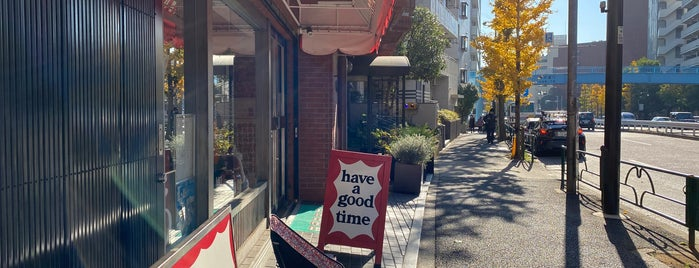 have a good time is one of Shops Tokyo.