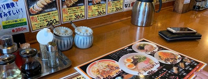 豚真拉麺 一休 本店 is one of 飲食店.