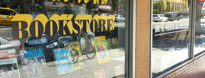 Recycle Bookstore is one of Bookshops - US West.
