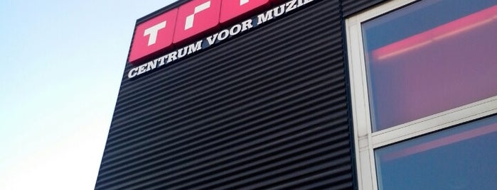 Muziekcentrum TRIX is one of Nightlife.