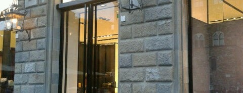 CHANEL Boutique is one of Florence.