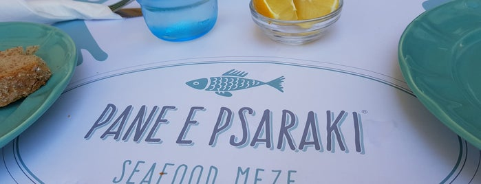 Pane E Psaraki is one of Corfu.