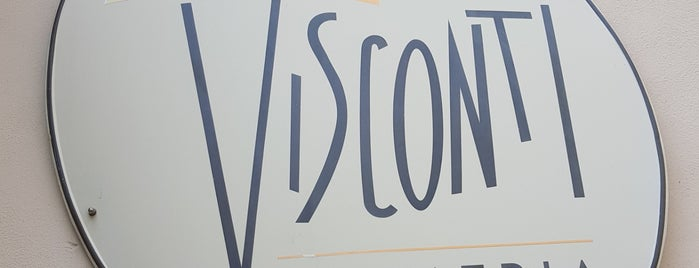 Visconti Cremeria is one of Piemonte my love.