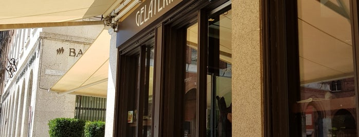 Gelateria Pierrot is one of risto visitati 2.
