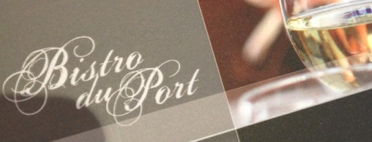 Bistro Du Port is one of To Do II.