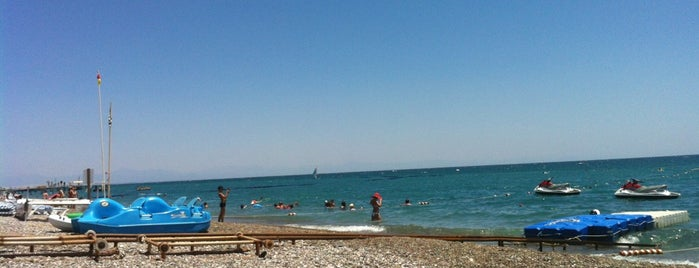 Göynük Beach is one of Tempat yang Disukai Crpdmmm.