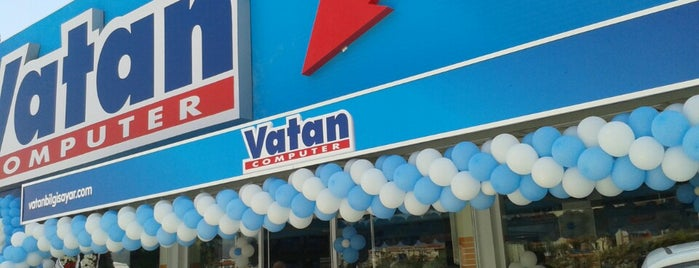 Vatan Computer is one of Mertesackerさんのお気に入りスポット.