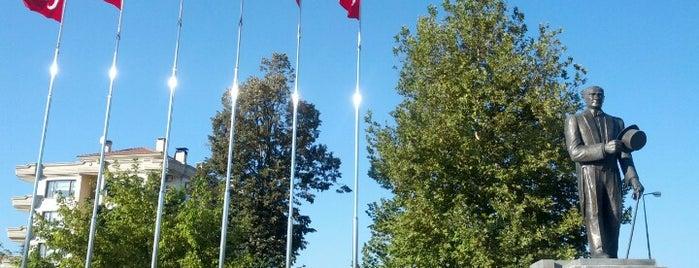 Anıtpark Meydanı is one of CWOmerB.