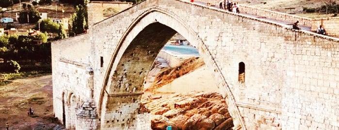 Malabadi Köprüsü is one of Diyarbakır.