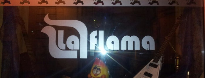 La Flama is one of Valencia - bars.