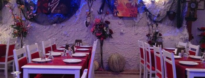 Denizin Kapısı Balık Restaurant is one of 15'liler Grubu.