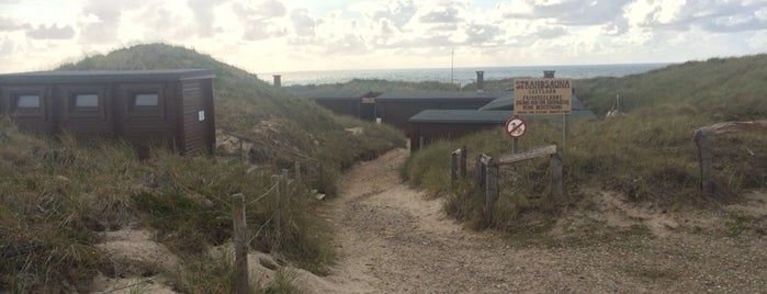 Strandsauna Listland is one of Sylt ••Spotted••.