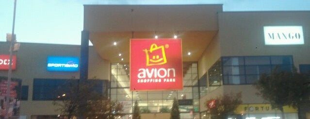 Avion Shopping Park is one of Veronica : понравившиеся места.