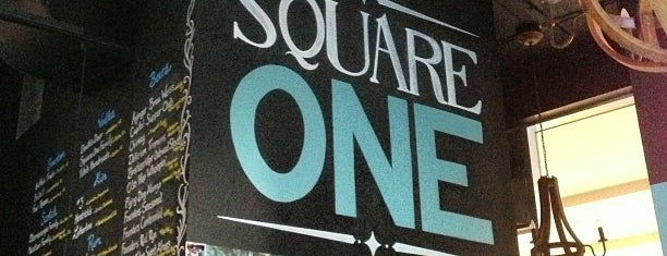 Square One is one of United Mileage Plus Dining Spots.