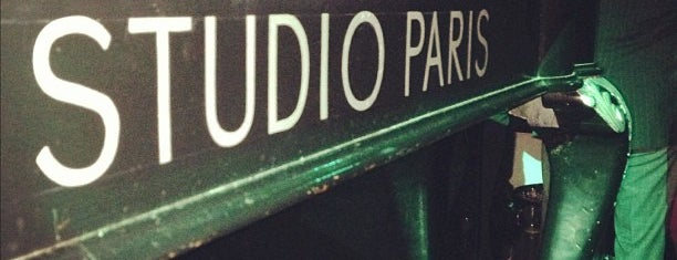 Studio Paris Nightclub is one of The Chicago Experience.