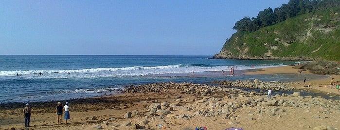 Playa España is one of Asturias.