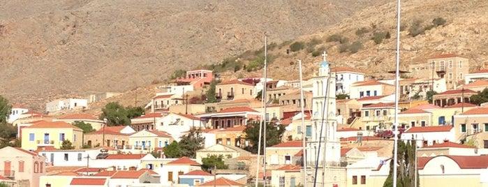 Black Sea - Avra - Tamazi's is one of Greece Islands.