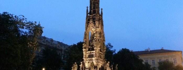 Park národního probuzení is one of Prag.