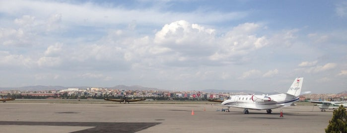 Havacılık ve Uzay Bilimleri Fakültesi is one of Locais salvos de 🆉🅴🆈🅽🅴🅻.