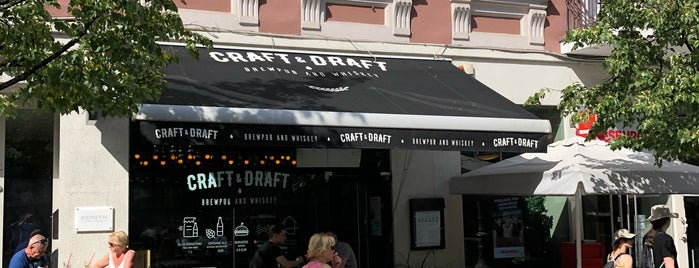Craft & Draft is one of World To-Do.