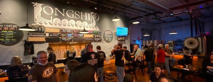 Longship Brewery is one of CA-San Diego Breweries.