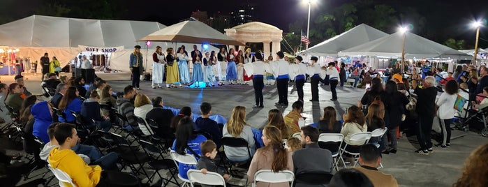 St. Andrew Greek Orthodox Church is one of Orthodox Churches - Florida.