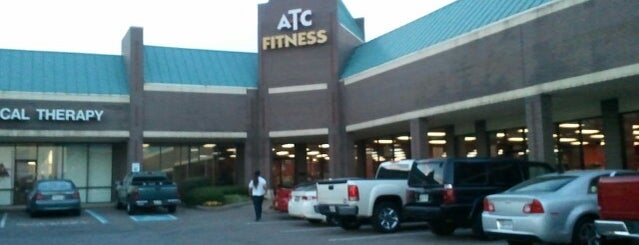 ATC Fitness is one of Kellyさんのお気に入りスポット.
